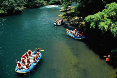 COROBICI RIVER SAFARI FLOAT TOUR