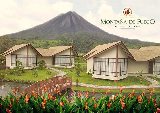 Montaña de Fuego Resort & Spa