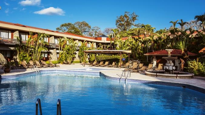 Hotel Doubletree Cariari
