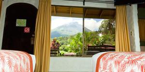 Volcano Inn Deluxe Rooms