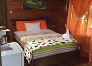 Hotel Heliconias Treehouse Room