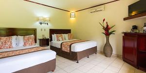 Volcano Inn Standard Superior Rooms